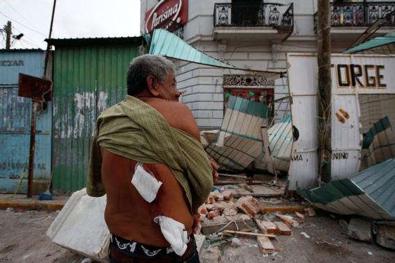 clonan tarjetas para reconstruir casas de damnificados en oaxaca 2