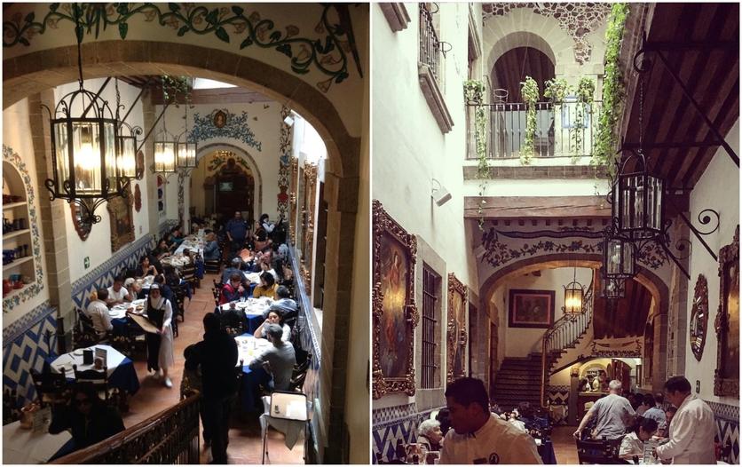 Lugares para ir a comer en el Centro Histórico de la Ciudad de México 1