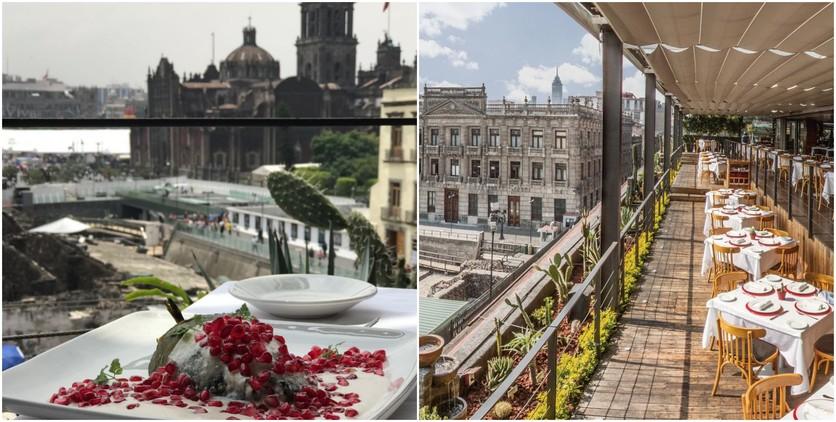 Lugares para ir a comer en el Centro Histórico de la Ciudad de México 2