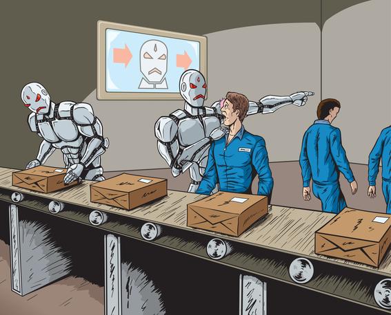 trabajos del futuro seran ocupados por robots 2