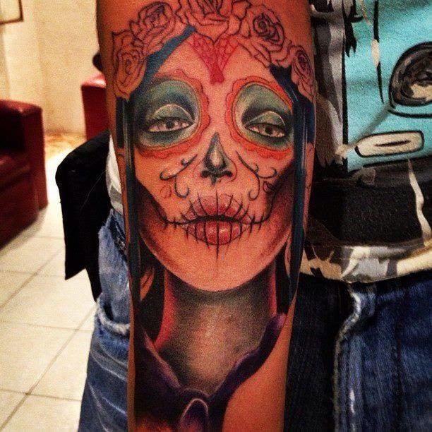 Los 10 Mejores Tatuadores En La Ciudad De México Diseño Diseño