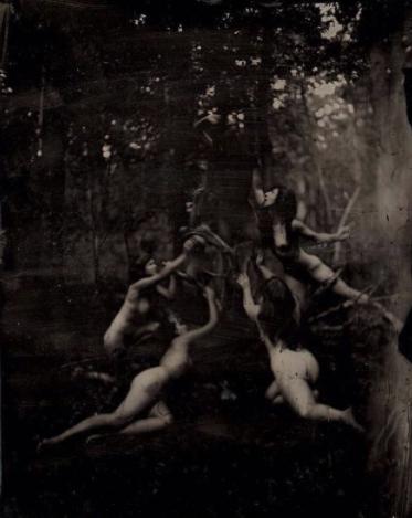 Fotografías de las brujas que fueron olvidadas 4