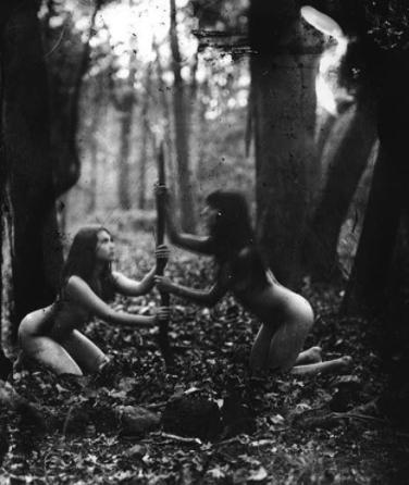 Fotografías de las brujas que fueron olvidadas 5