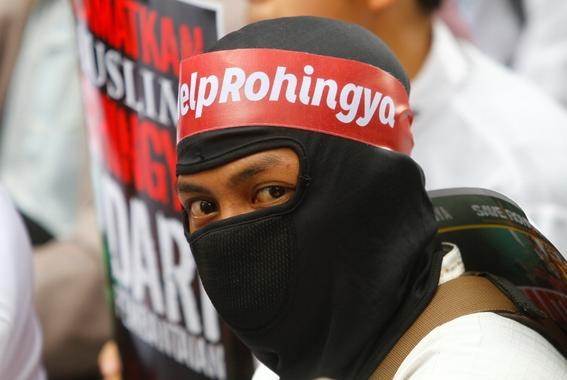 crisis humanitaria de los rohinya 2