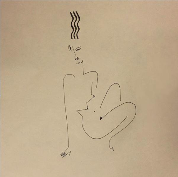 Blanca Miró: 21 ilustraciones para entender la siluetas de una mujer 4