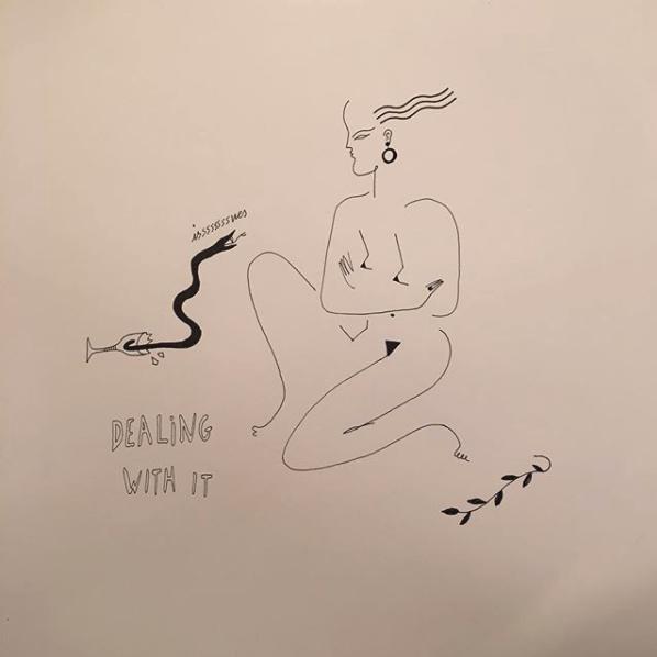 Blanca Miró: 21 ilustraciones para entender la siluetas de una mujer 12