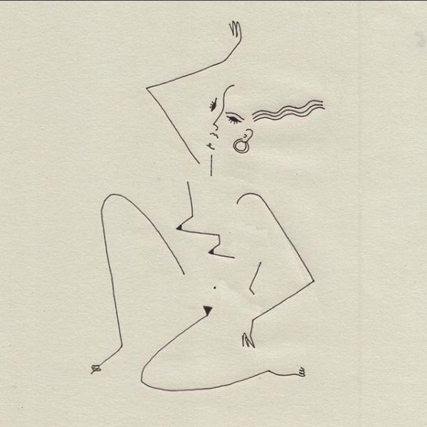 Blanca Miró: 21 ilustraciones para entender la siluetas de una mujer 8