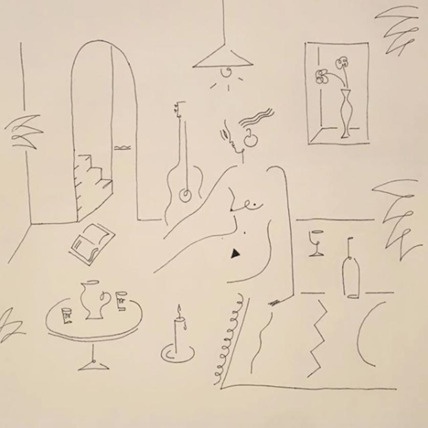 Blanca Miró: 21 ilustraciones para entender la siluetas de una mujer 10