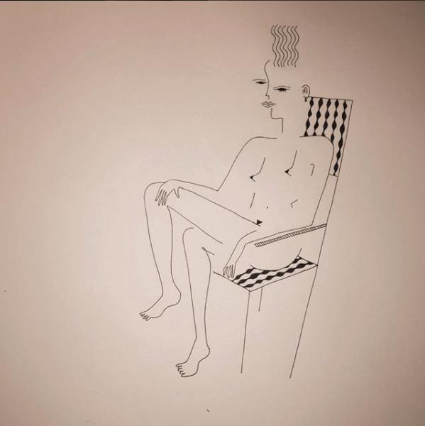 Blanca Miró: 21 ilustraciones para entender la siluetas de una mujer 20