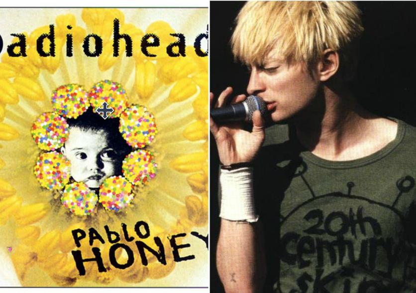 La evolución de Radiohead a través de los looks de Thom Yorke 1
