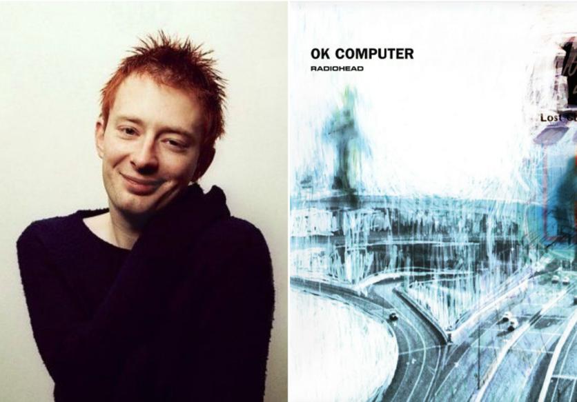 La evolución de Radiohead a través de los looks de Thom Yorke 2