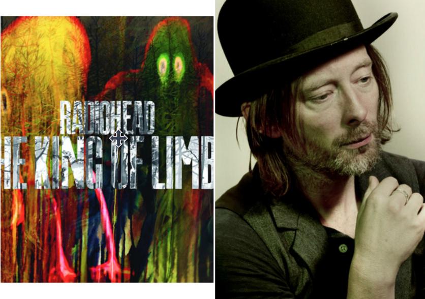 La evolución de Radiohead a través de los looks de Thom Yorke 4