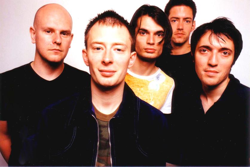 La evolución de Radiohead a través de los looks de Thom Yorke 0
