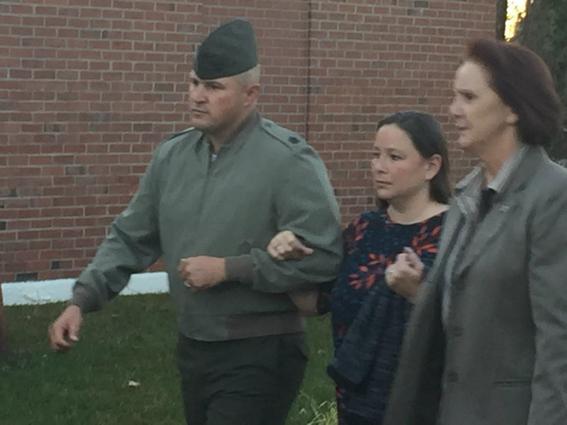 sargento es sentenciado por abuso en contra de musulmanes 1