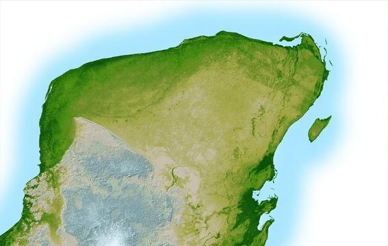 si el meteorito no hubiera caido en yucatan aun habria dinosaurios 4