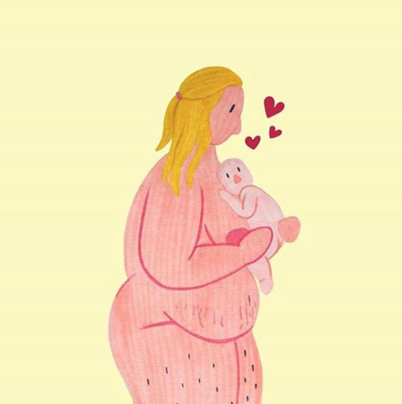ilustraciones de pink bits 2