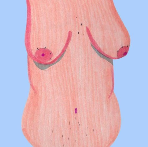 ilustraciones de pink bits 8