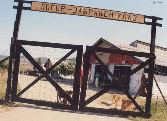 secret bosnian prison camp photos 1