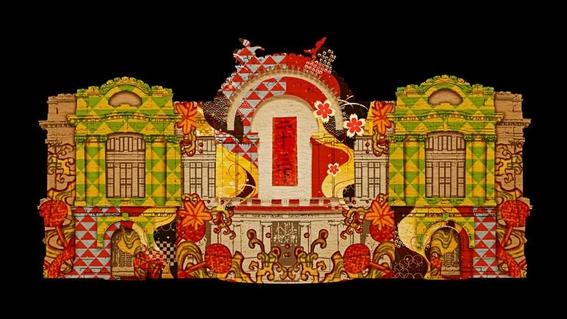 festival de las luces filux mexico 9