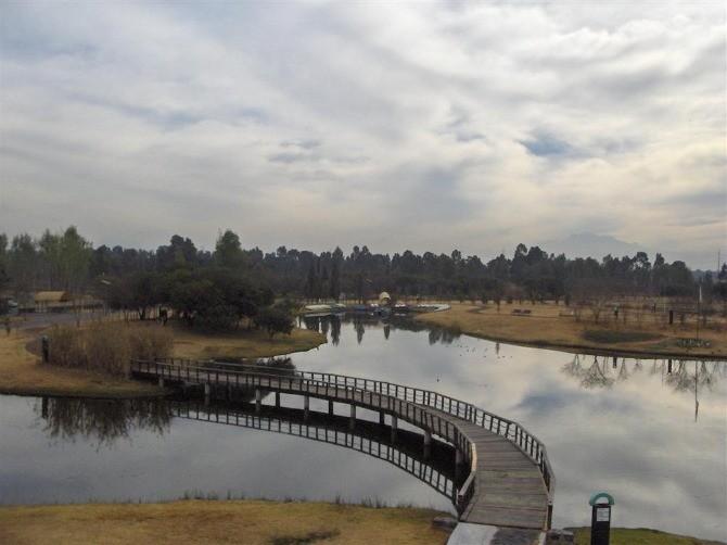 Cosas que no sabías del Parque Ecológico Xochimilco 3