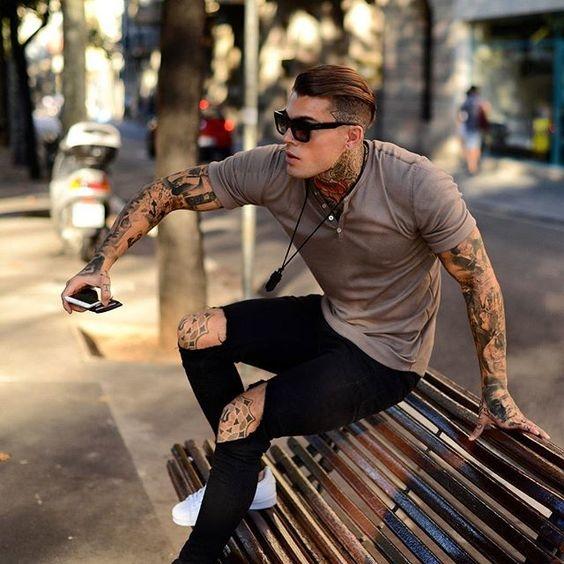 consejos de moda para verte musculoso 1