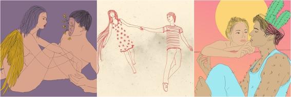 ilustraciones de lamiaa ameen 3