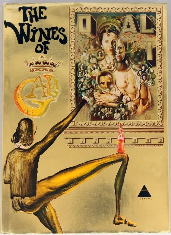 salvador dali surreal wine guide 1