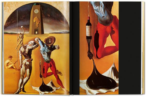 salvador dali surreal wine guide 3