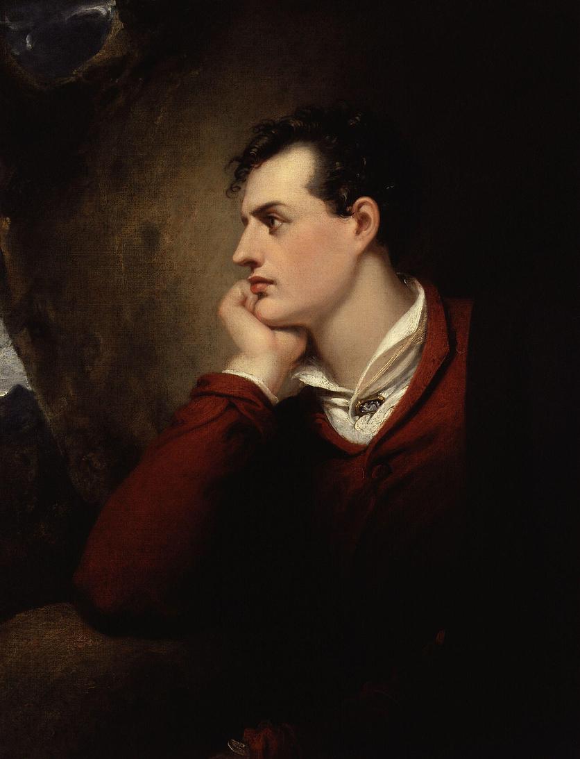 8 poemas de Lord Byron para entender el romanticismo 1