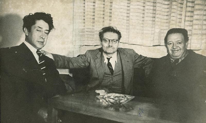 Las amistades entre artistas e intelectuales más famosas de la historia 0