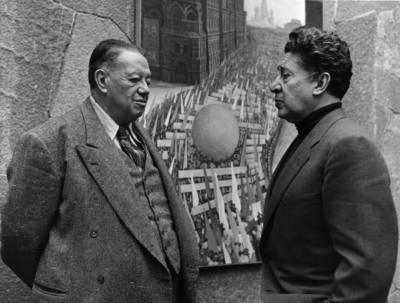 Las amistades entre artistas e intelectuales más famosas de la historia 1