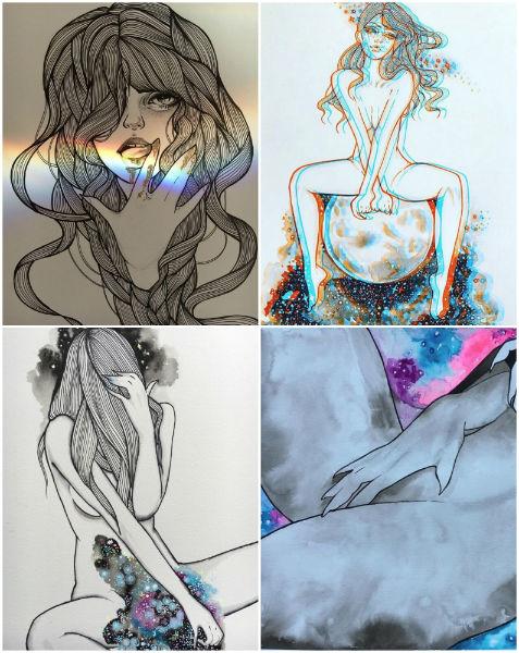 ilustraciones de cecily furlong 2