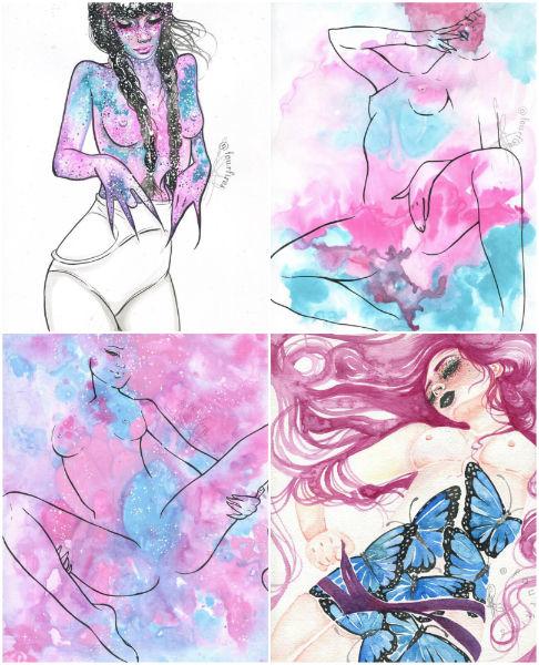 ilustraciones de cecily furlong 3