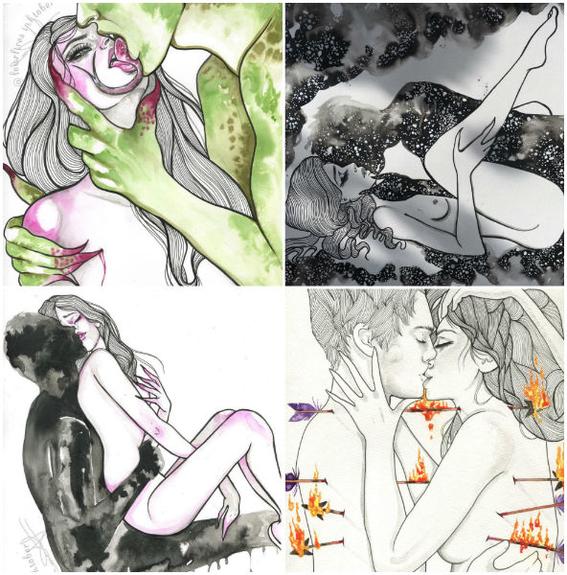 ilustraciones de cecily furlong 5