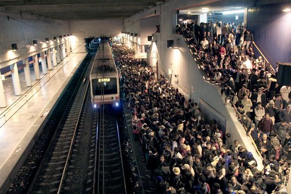 como es viajar en el metro de la cdmx 3