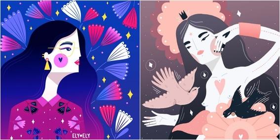 ilustraciones de melissa flan 14