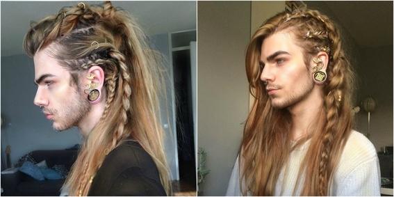 peinados con estilo para hombres 6