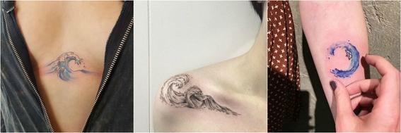 water tattoo designs 4