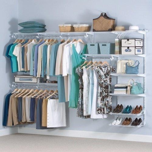 20 ideas para hacer un closet sin gastar 4
