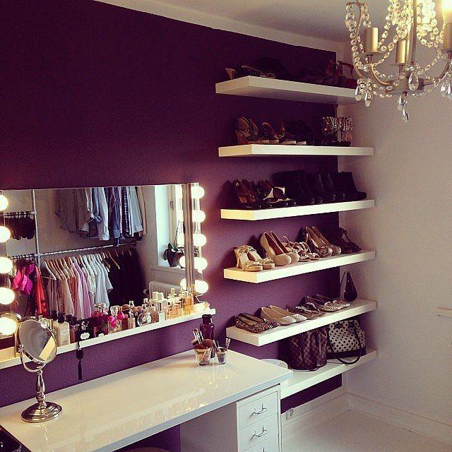 20 ideas para hacer un closet sin gastar 6