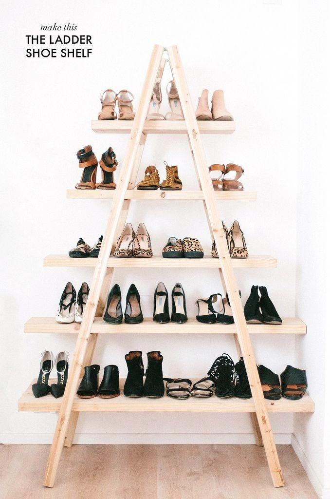 20 ideas para hacer un closet sin gastar 7