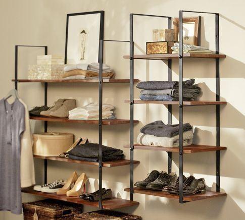 20 ideas para hacer un closet sin gastar 14