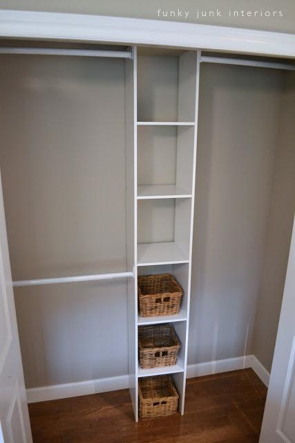 20 ideas para hacer un closet sin gastar dise o for Disenos de closets sencillos