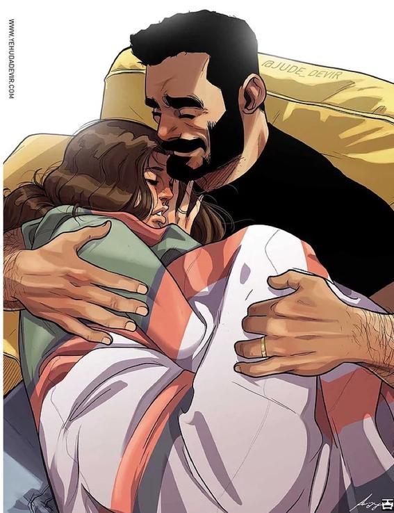 ilustraciones de yehuda devir 3