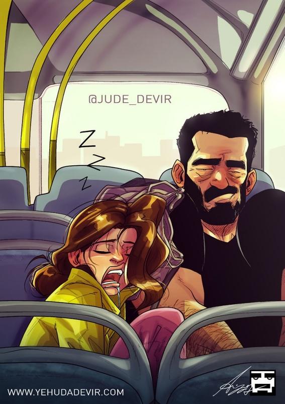 ilustraciones de yehuda devir 5