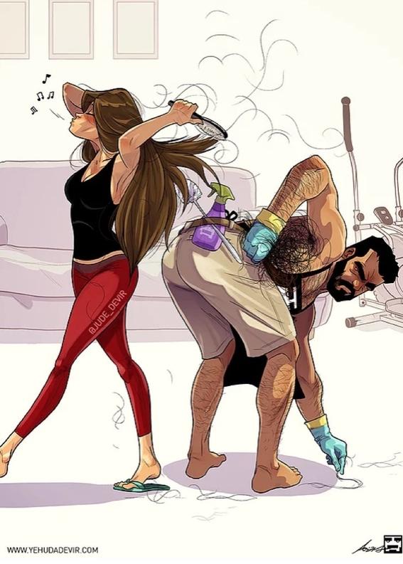 ilustraciones de yehuda devir 6