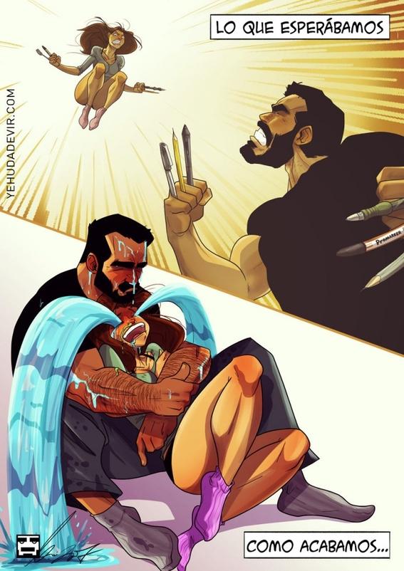 ilustraciones de yehuda devir 23