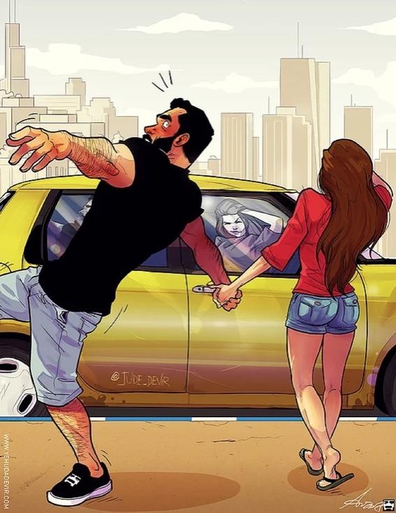 ilustraciones de yehuda devir 30