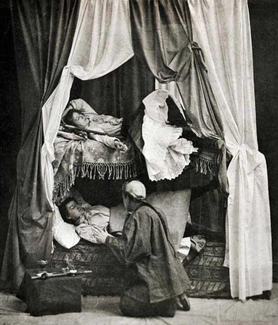 fotografias historicas de mujeres fumadoras de opio 6