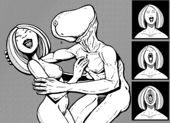 ilustraciones de tengu guro 9